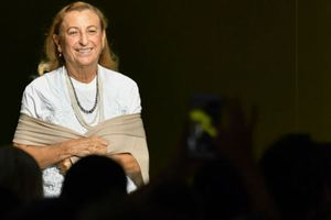 Fashion awards 2018, il premio a Miuccia Prada