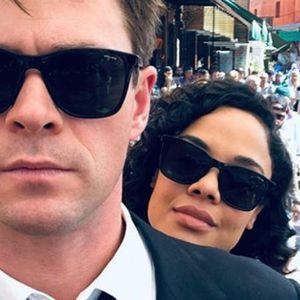 Tutto su Men in Black International, con Chris Hemsworth e Tessa Thompson