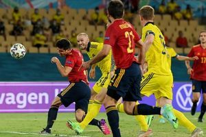 Fußball-EM: Spanien und Schweden trennen sich unentschieden