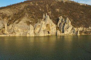 Природна забележителност Чудните скали