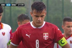 BOMBAAAAAA! Sin Dejana Stankovića probušio mrežu sa 25 metara! /VIDEO/