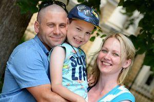 Ötévesen lett leukémiás Balázs, ma már jó úton halad a gyógyulás felé: így élte meg a család az elmúlt másfél évet