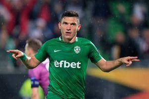 Кешеру бележи в Румъния срещу тима на българи