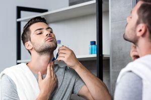 Muškarcu će koža biti savršena ako se obrije na ovaj način