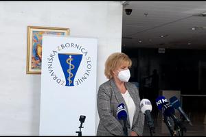 Beović: Potekajo raziskave o protitelesih na virus in razprave o tretjem odmerku