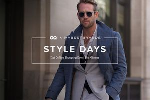 "GQ & MYBESTBRANDS ""Style Days"""