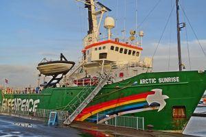 50. obletnica Greenpeacea – okoljevarstvene organizacije, ki to ni več