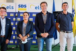 To so evidentirani kandidati SDS za poslance iz Ptujske regije