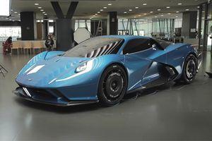 Brutalna snaga! Fulminea je najjači električni automobil na svetu (VIDEO)