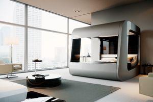 """Luksuz i tehnologija u jednom krevetu: Upoznajte """"pametni"""" HiCan (VIDEO)"""