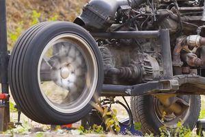 Može li automobilska guma da probije ZVUČNI ZID: Rusi imaju odgovor (VIDEO)