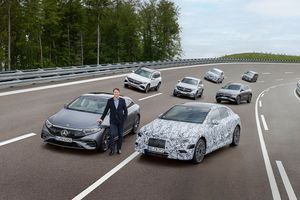 Mercedes otkrio VELIKE planove: Novi modeli na struju do 2025, stižu G-Klasa i EQS SUV