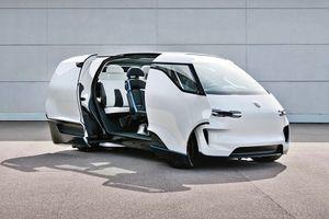 Vision Renndienst: Ovaj minivan neće videti ulicu, ali ima NAJLUĐU kabinu ikada (VIDEO)