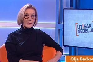 Imam ozbiljan dokaz da je još tu negde - Olja Bećković se na poseban način oprostila od Mire Furlan