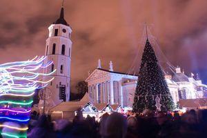 Najlepša novogodišnja jelka u Evropi je zasenila sve druge