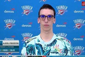 Amerikanci opsednuti srpskim košarkašem: Dribla kao Lebron, može da vam instalira Windows i niko ne zna šta nosi u pederuši