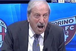 U GROB ĆE DA GA OTERA! Slavni Italijan zbog Hrvata (opet) bio na ivici srčanog udara: Urlao, plakao, pena mu udarila na usta...