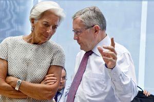 NOVA PREDSEDNICA ECB NASTAVLJA S PROMENAMA Lagardova napravila preokret prvi put u 16 godina