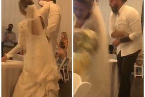 """""""Ovo nije smešno, odmah podnesi zahtev za razvod"""": Mlada pokazala scenu sa svog venčanja, a ljudi su šokirani postupkom mladoženje"""