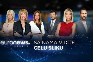 Euronews Srbija – Sa nama vidite celu sliku