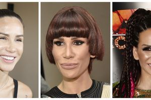 Evo koliko frizura MOŽE DA VAS PROMENI: Tri lica Nikolije Jovanović i svako je DRUGAČIJE