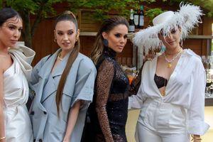 """Sara, Dunja, Lea i Franka kao """"Seks i grad"""": sva modna jačina ovog izlaska"""