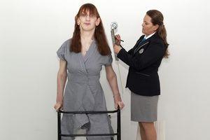 VISINA PLAFONA: Rumejsa iz Turske je zvanično najviša žena na svetu