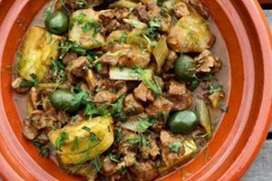 Kraljevski recept iz Maroka: Jagnjetina sa bundevom