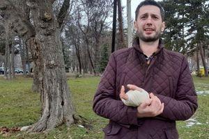 """Petarda programeru RAZNELA ŠAKU! Ispovest Kragujevčanina: """"Lekari nisu imali šta da prišiju"""""""