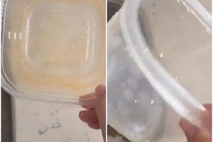 Ovaj trik je oduševio MILIONE: Potreban je JEDAN MINUT i NIMALO TRUDA da skinete žute fleke sa plastičnih posuda