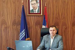 """INTERVJU JUGOSLAV PETKOVIĆ, DIREKTOR """"JUGOIMPORT - SDPR"""" Za osam godina investirali smo 98 miliona evra"""