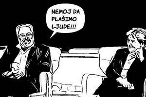 Šta je strašnije Srbija ili Dilan Dog? Ovu misteriju za Noizz je probao da reši strip crtač Milan Dog
