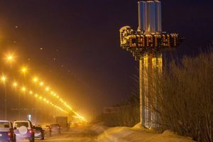 Protest u Sibiru protiv uništavanja parka: Fotka iz vazduha koja je lekcija za ceo svet
