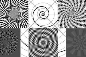 Brzi TEST: Samo nekoliko sekundi gledanja u ove krugove otkriva da li vam je HITNO potreban ODMOR!