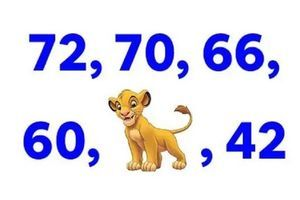Ovu mozgalicu rešiće samo NAJPAMETNIJI: Koji broj treba da stoji umesto Simbe?
