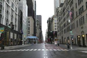 Grad koji nikad ne spava je zaspao - slike Njujorka u doba korone