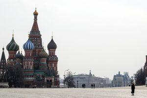 MOSKVA U KARANTINU Ruska prestonica od danas je zatvorena, na ulicu samo uz PROPUSNICU ZA IZLAZAK (FOTO)