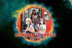 (UŽIVO) KORONA U SRBIJI Virus odneo 63 života u Vojvodini, u Kraljevu sve veći broj zaraženih