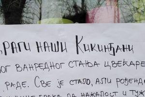 Izlog cvećare u Kikindi koji je oduševio ljude za vreme korona virusa: Uradili su malu, ali važnu stvar za sve