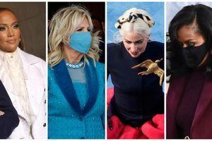 Lejdi Gaga briljirala u raskošnoj kreaciji, ali svi tvrde da je Mišel Obama održala LEKCIJU IZ STILA i da je njeno izdanje primer vrhunske poslovne elegancije