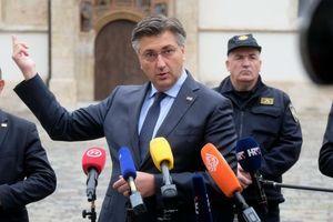 """NASTAVAK PREPUCAVANJA Plenković odgovorio Milanoviću: """"On je partijac s Dedinja"""""""
