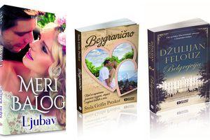 """Uz novi broj """"Blic žene"""": 3 knjige, 3 moćne ljubavne priče"""