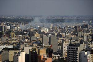 TRIPOLIJEM ODJEKUJU EKSPLOZIJE Snage Kalife Haftara nastavile ofanzivu na prestonicu Libije