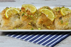 """I Grci imaju svoju baklavu – kadaif je """"čupava"""" verzija popularnog dezerta"""