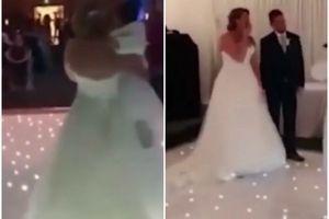 "Svadba je bila divna dok se nije pojavila DRUGA MLADA i dreknula: ""Zaustavite venčanje"": Mladoženja je PREBLEDEO i nastao je haos"