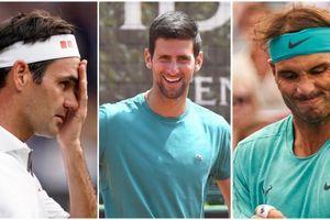 """Đoković """"juri"""" Federera i Nadala, ali je u ovome BEZ PREMCA! Novak drži REKORD koji je NEDOSTIŽAN ZA RODŽERA I RAFU!"""
