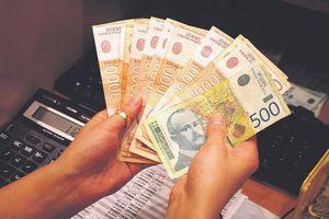 Srednji kurs dinara 117,5180
