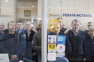 Vrzino kolo Pošte Srbije