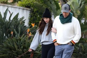 Dakota Johnson i Chris Martin su modni #couplegoals u izolaciji