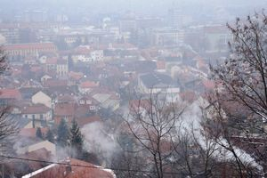 OPET SE GUŠIMO Zagađenje u Srbiji od jutros na alarmantno visokom nivou, u ovom gradu je NAJOPASNIJE